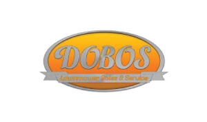 Kerry-Manfred-Professional-Voice-Actor-Dobos Lawnmower Sales and Service-logo